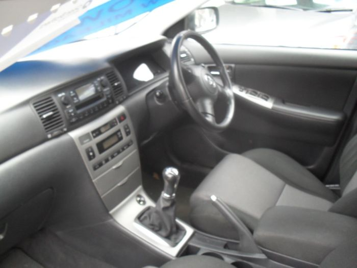 Toyota Corolla 1.4 VVT-i Colour Collection 5dr Hatchback Petrol Blue Met