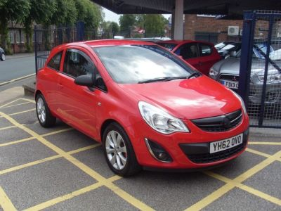 Vauxhall Corsa 1.2 Active 3dr Hatchback Petrol RedVauxhall Corsa 1.2 Active 3dr Hatchback Petrol Red at Motors of Brighowgate Grimsby