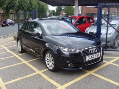 Audi A1 1.2 TFSI Sport 3dr Hatchback Petrol BlackAudi A1 1.2 TFSI Sport 3dr Hatchback Petrol Black at Motors of Brighowgate Grimsby