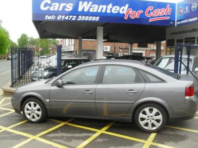 Vauxhall Vectra 1.8i Active 5dr Hatchback Petrol Grey MetVauxhall Vectra 1.8i Active 5dr Hatchback Petrol Grey Met at Motors of Brighowgate Grimsby