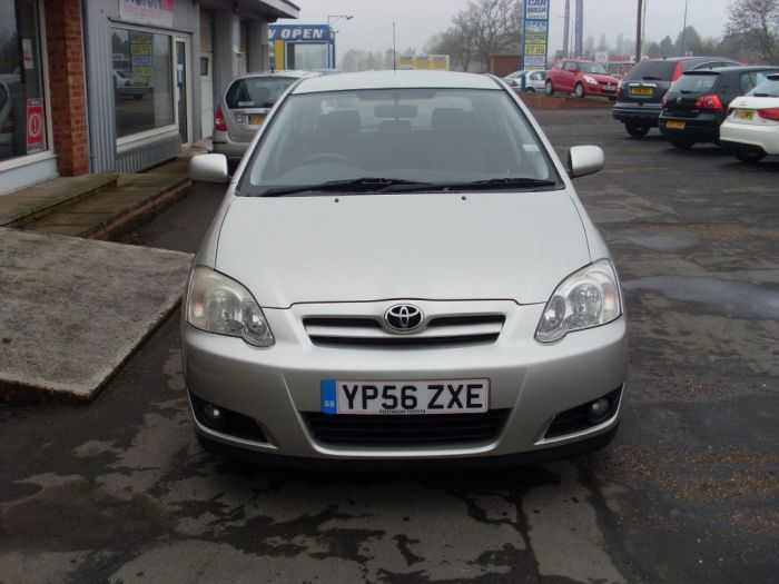 Toyota Corolla 1.4 VVT-i Colour Collection 5dr Hatchback Petrol Silver Steel