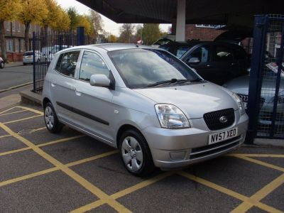 Kia Picanto 1.0 GS 5dr Hatchback Petrol SilverKia Picanto 1.0 GS 5dr Hatchback Petrol Silver at Motors of Brighowgate Grimsby
