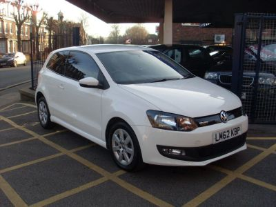 Volkswagen Polo 1.2 TDi BLUEMOTION Hatchback Diesel WhiteVolkswagen Polo 1.2 TDi BLUEMOTION Hatchback Diesel White at Motors of Brighowgate Grimsby