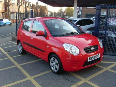 Kia Picanto 1.1 Strike 5dr Hatchback Petrol Bright RedKia Picanto 1.1 Strike 5dr Hatchback Petrol Bright Red at Motors of Brighowgate Grimsby