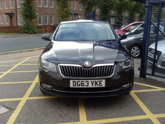 Skoda Superb 2.0 TDI CR 170 Laurin + Klement 4X4 5dr DSG Hatchback Diesel Deep Bronze Metallic