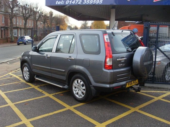Honda CR-V 2.0 i-VTEC Sport 5dr Estate Petrol Metallic Grey